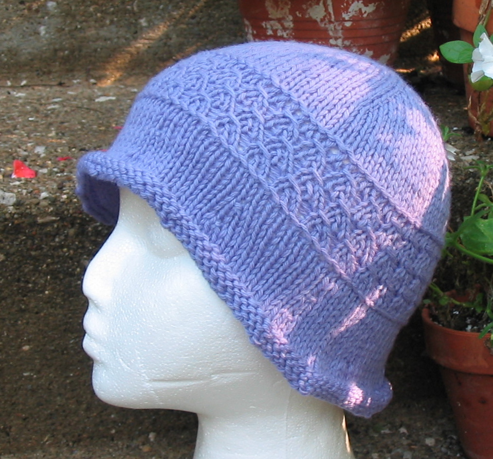 Knitted Chemo Hat Patterns Interesting Design Ideas